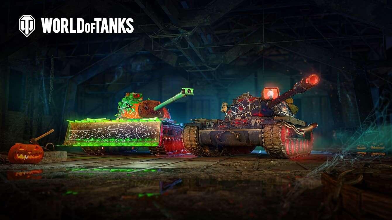 World of Tanks, Grim Graveyard, Dead City