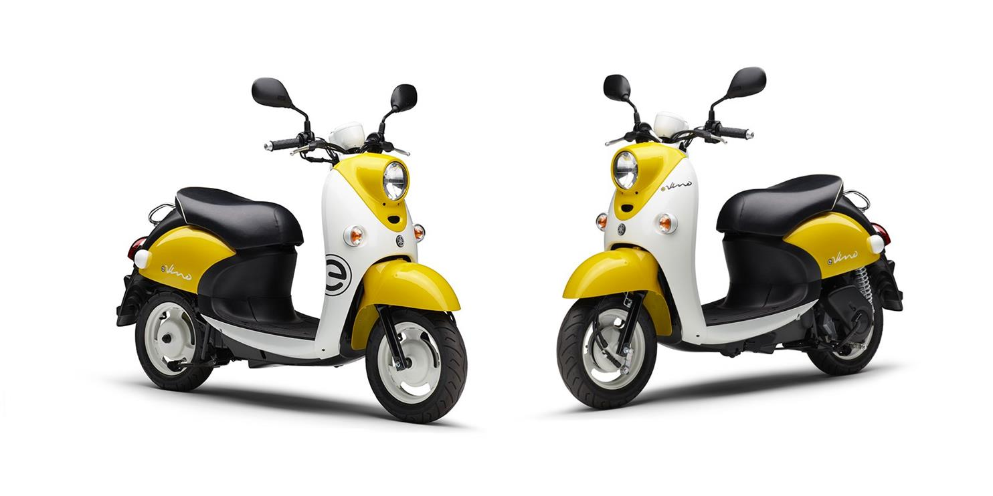 Elektryczne skutery Yamaha e-Vino, Elektryczne skutery, Yamaha e-Vino,