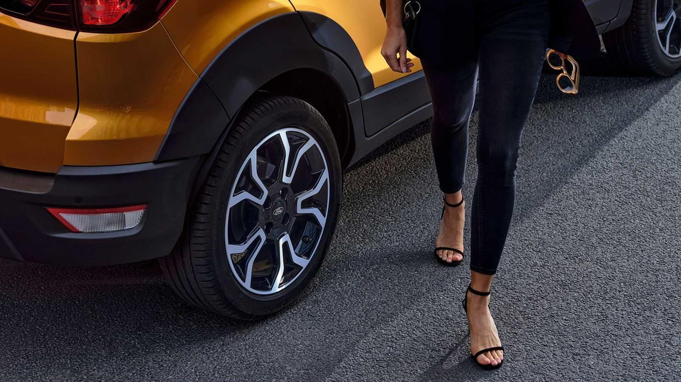 Ford EcoSport Active 2021, EcoSport Active 2021, premiera EcoSport Active