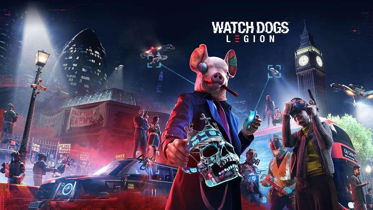 Granie w 4K, gry 4K, watch dogs: legion, RTX 3070