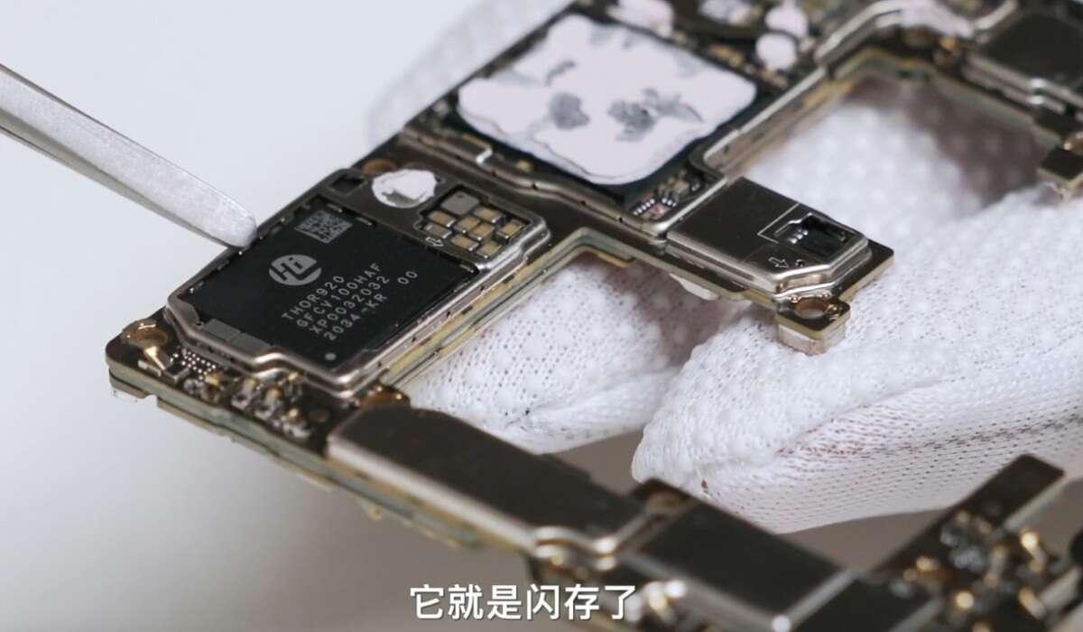 Huawei Mate 40 pamiec