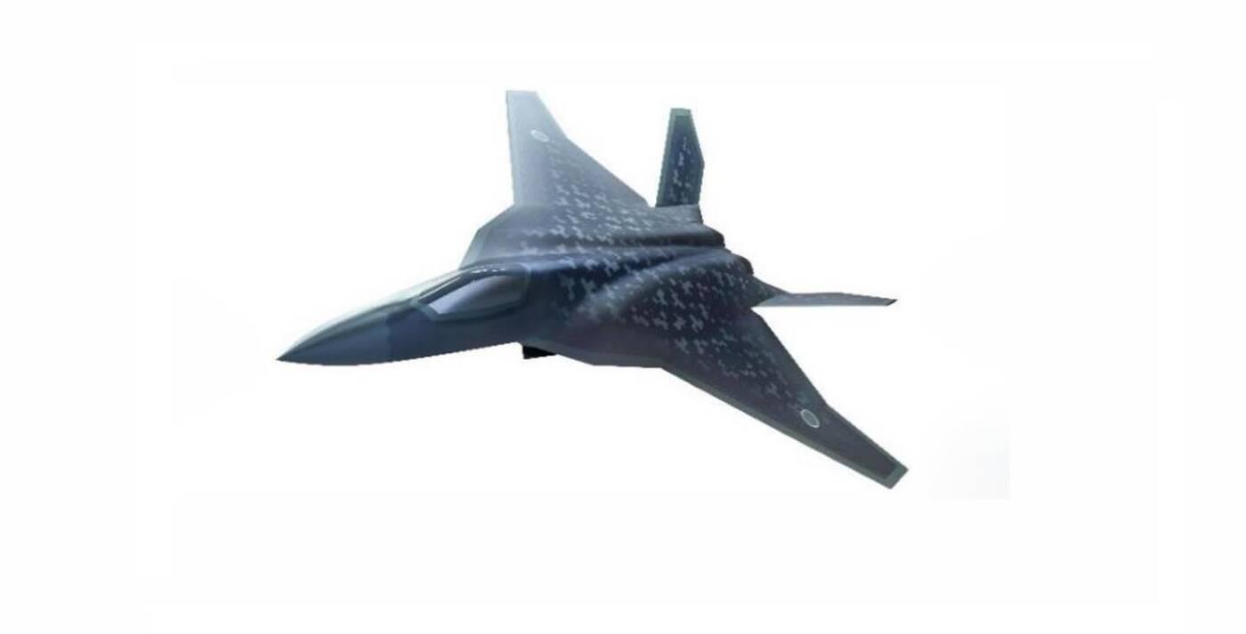 Myśliwiec nowej generacji Japonii FX
