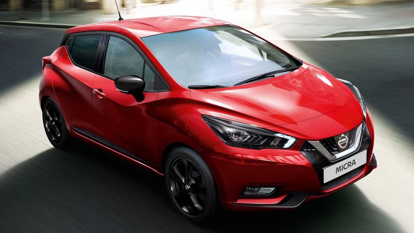 Nissan Micra 2021, Micra 2021
