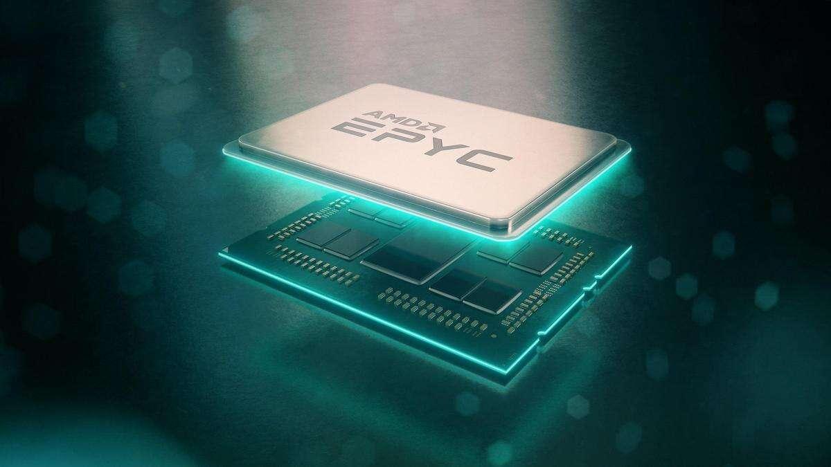 Epyc 7713, Epyc Zen 3, AMD Epyc 7713 test Sisoftware