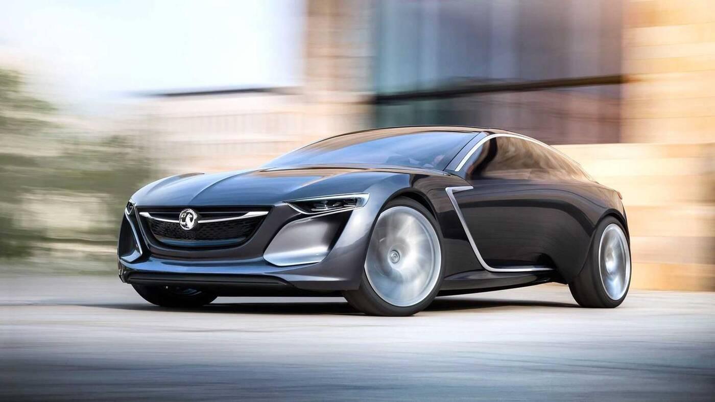 Opel Monza, elektryczny crossover, powrót Monza