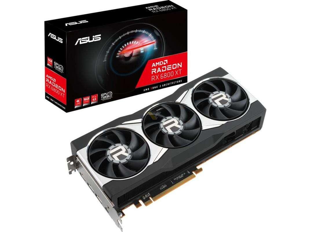referencyjne Radeony, MSI Radeon Rx 6000, ASUS Radeon RX 6000, referencyjne karty AMD