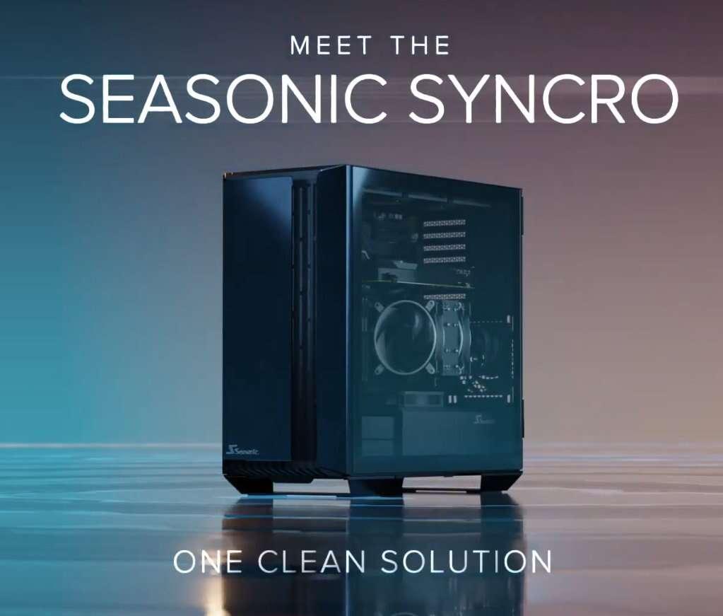 seasonic SYNCRO Q704