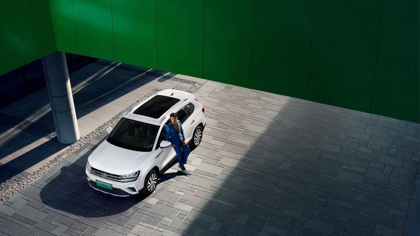 Volkswagen e-Tharu dla Chin