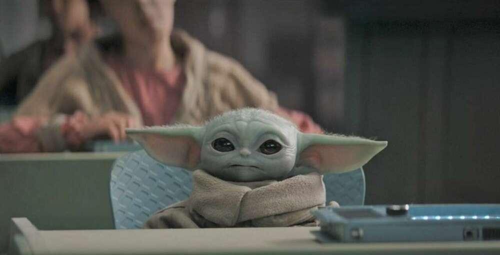 The Mandalorian sezon 2, The Mandalorian , Baby Yoda