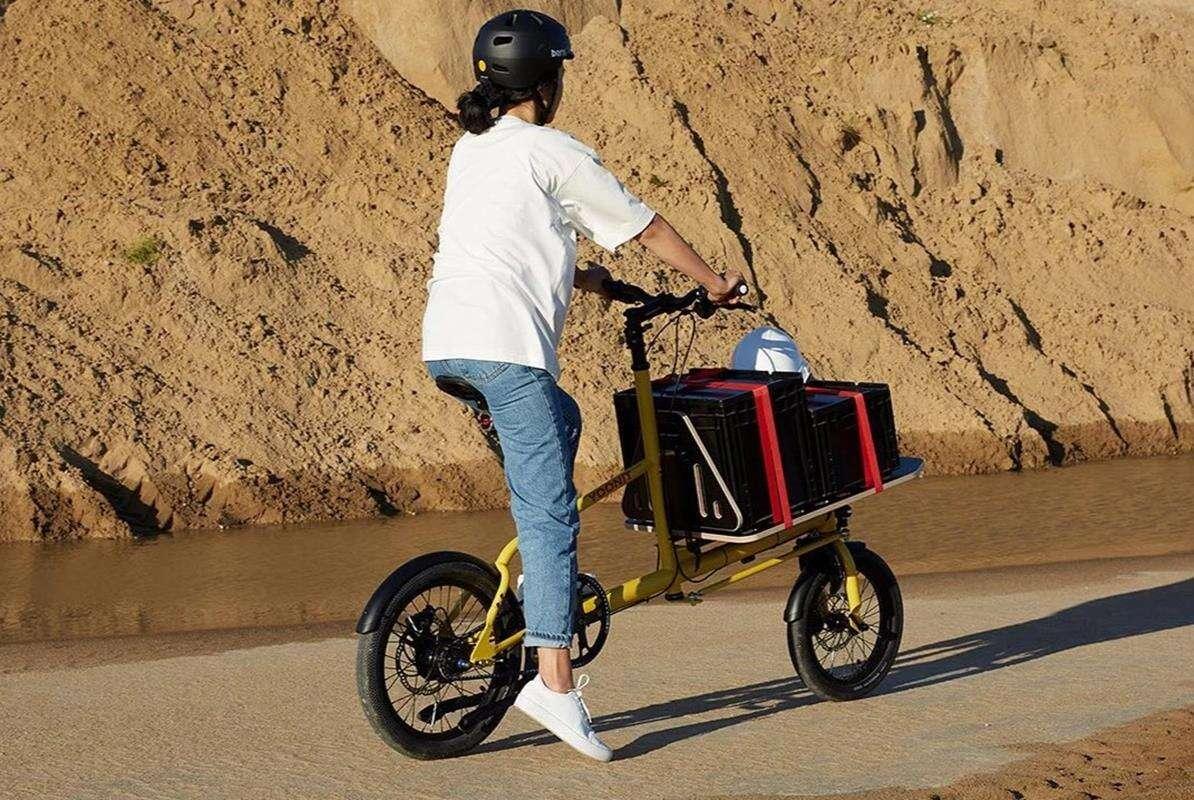 Towarowy rower Yoonit
