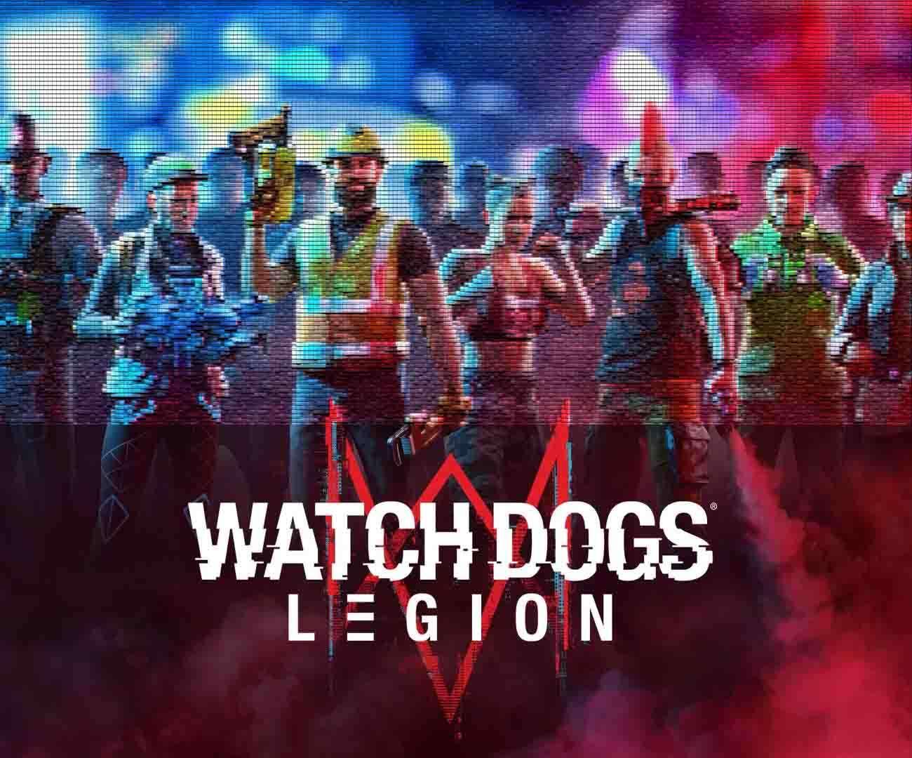 watch dogs legion, xbox series x