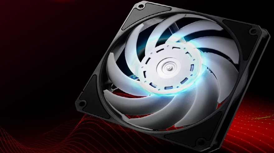 XPG Vento Pro 120 PWM