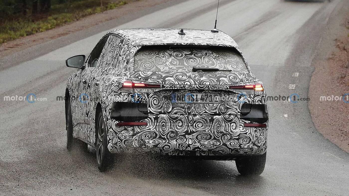 Zdjęcia Audi Q4 E-Tron, Audi Q4 E-Tron