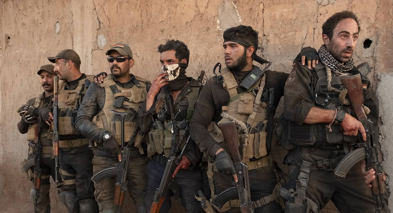 Mosul, Netflix, Mosul recenzja