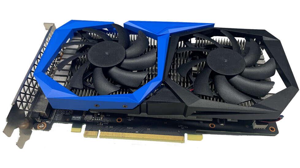 Intel Iris Xe Asus i Colorful