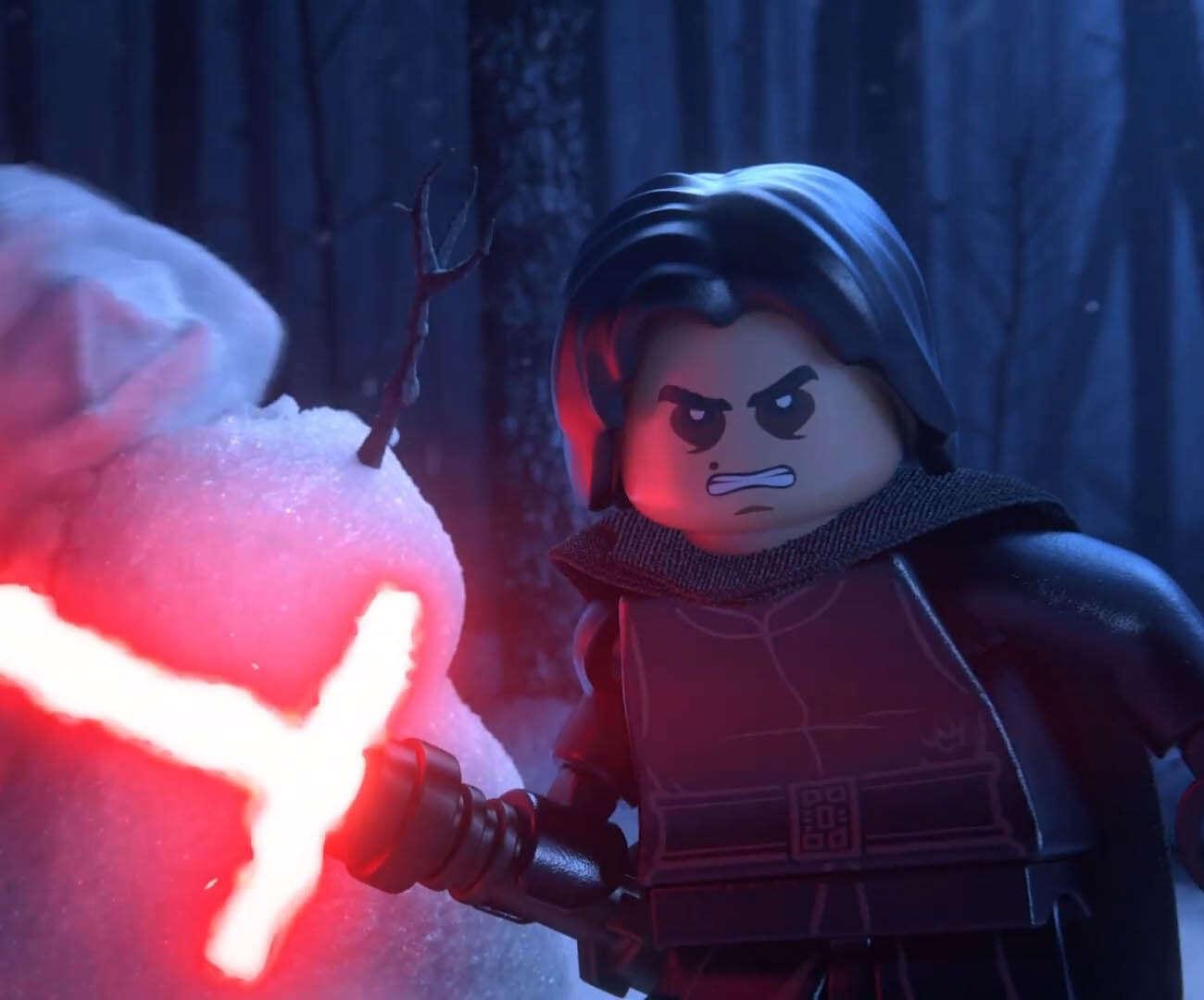 bohaterowie lego star wars