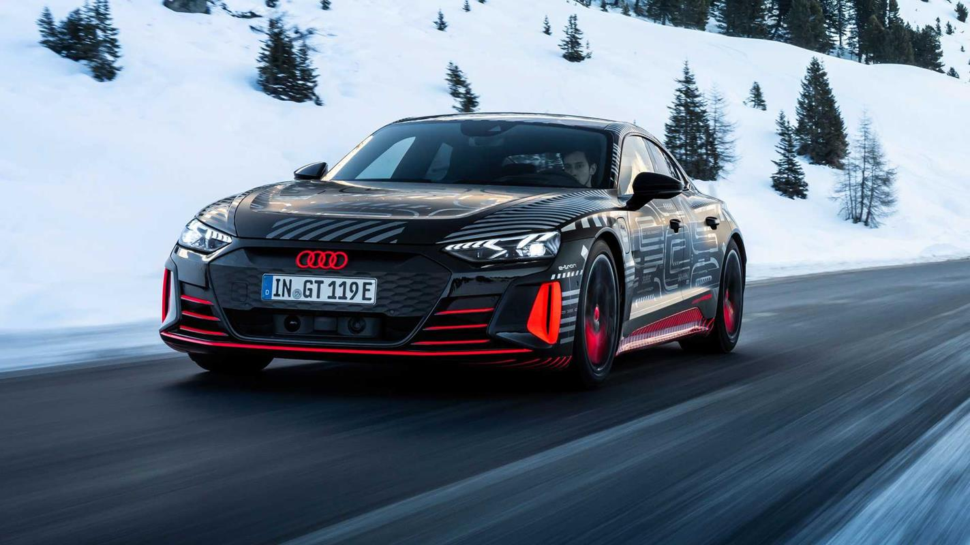 Data premiery Audi E-Tron GT, elektryczne Gran Turismo Audi, Audi E-Tron GT, premiera Audi E-Tron GT