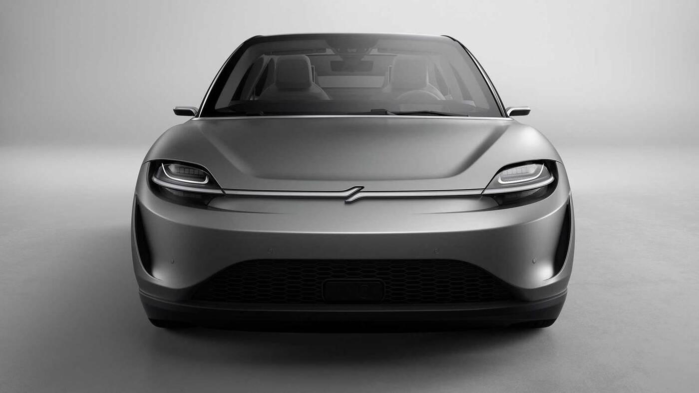 Elektryczny samochód Sony, Elektryczny samochód Sony przyszłość, samochód Sony