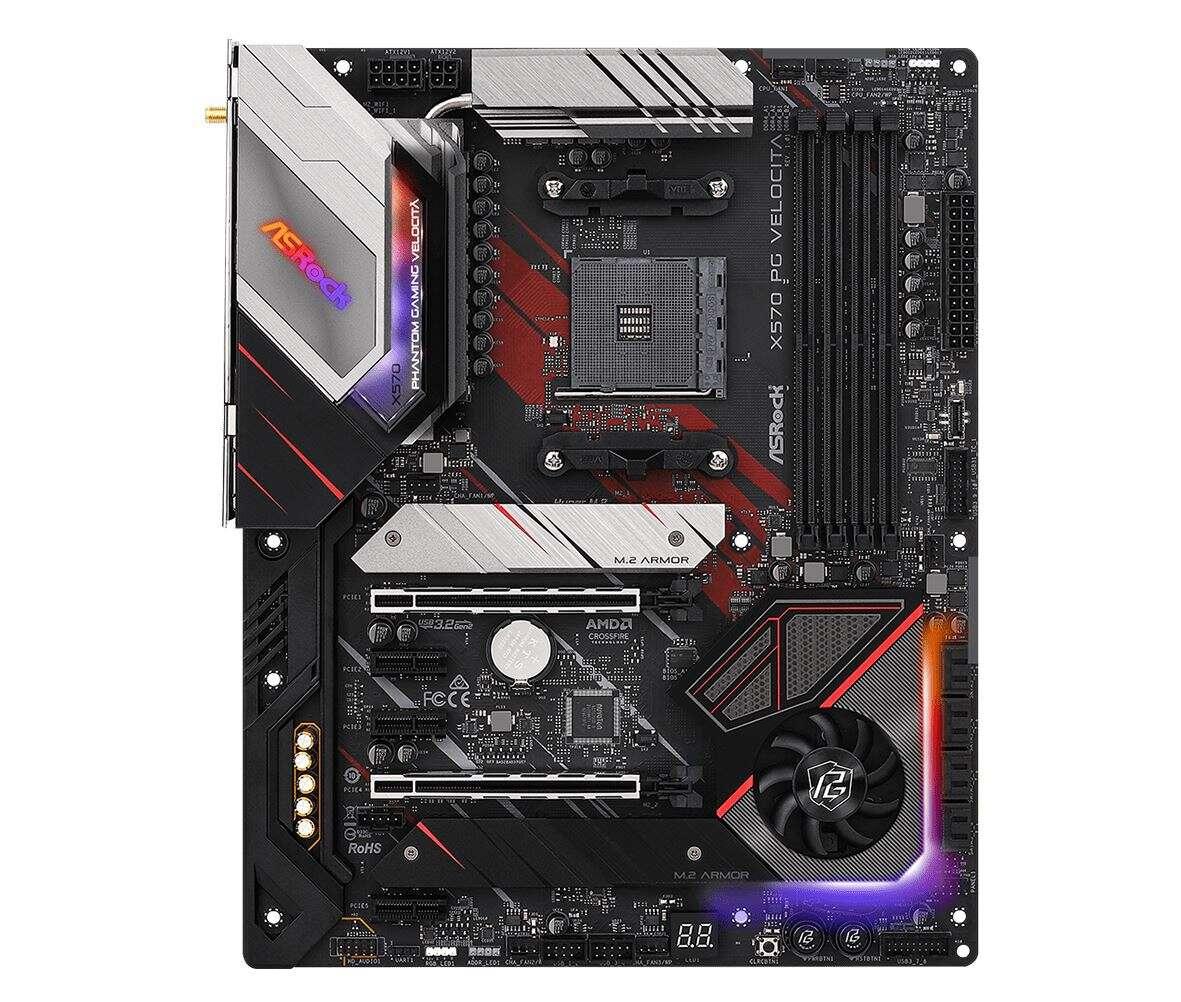 płyta główna pod AMD Ryzen