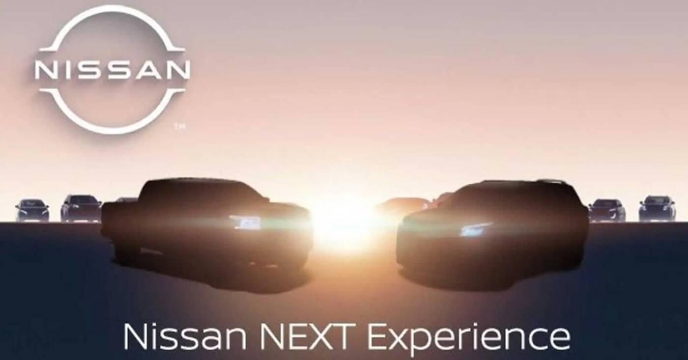 Nissan Pathfinder zwiastun, NIssan Frontier zwiastun, Nissan Pathfinder, NIssan Frontier