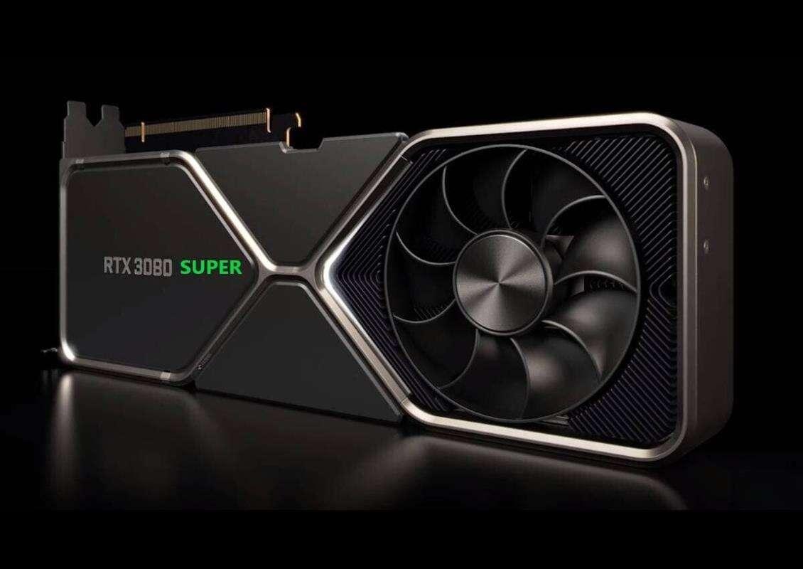 NVIDIA GeForce RTX 3070 SUPER, RTX 3080 SUPER, RTX 3070 SUPER, RTX 3080 SUPER