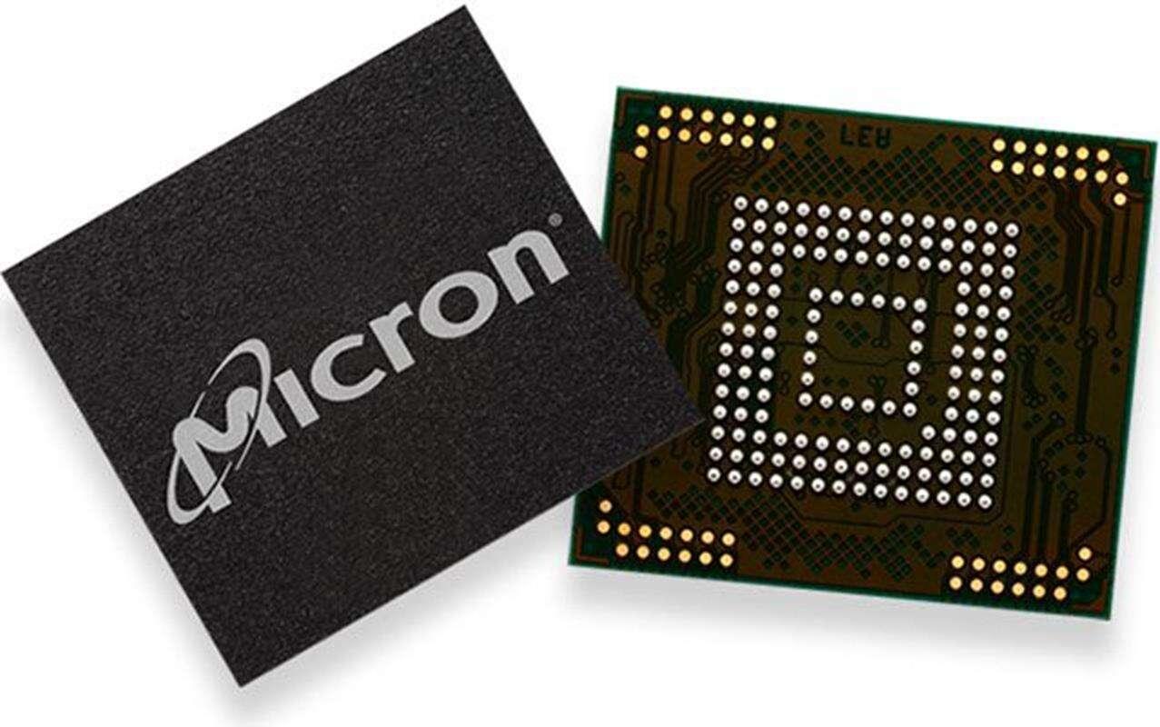 rewolucyjnej produkcji DRAM Microna, Micron DRAM, Micron 1alfa, DRAM 1alfa