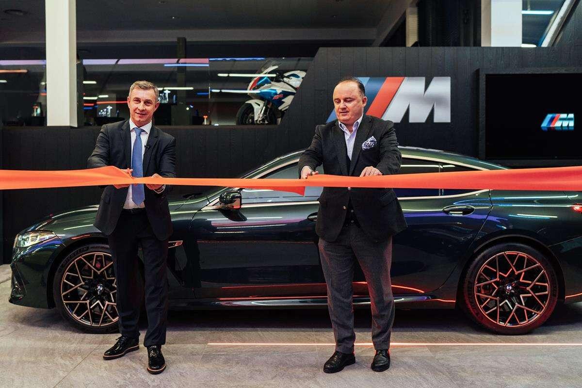 Polski salon BMW M i M Motorsport