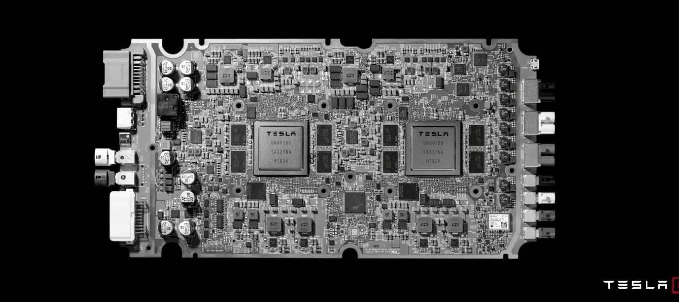 Tesla Samsung, układy Tesli, Samsung 5nm