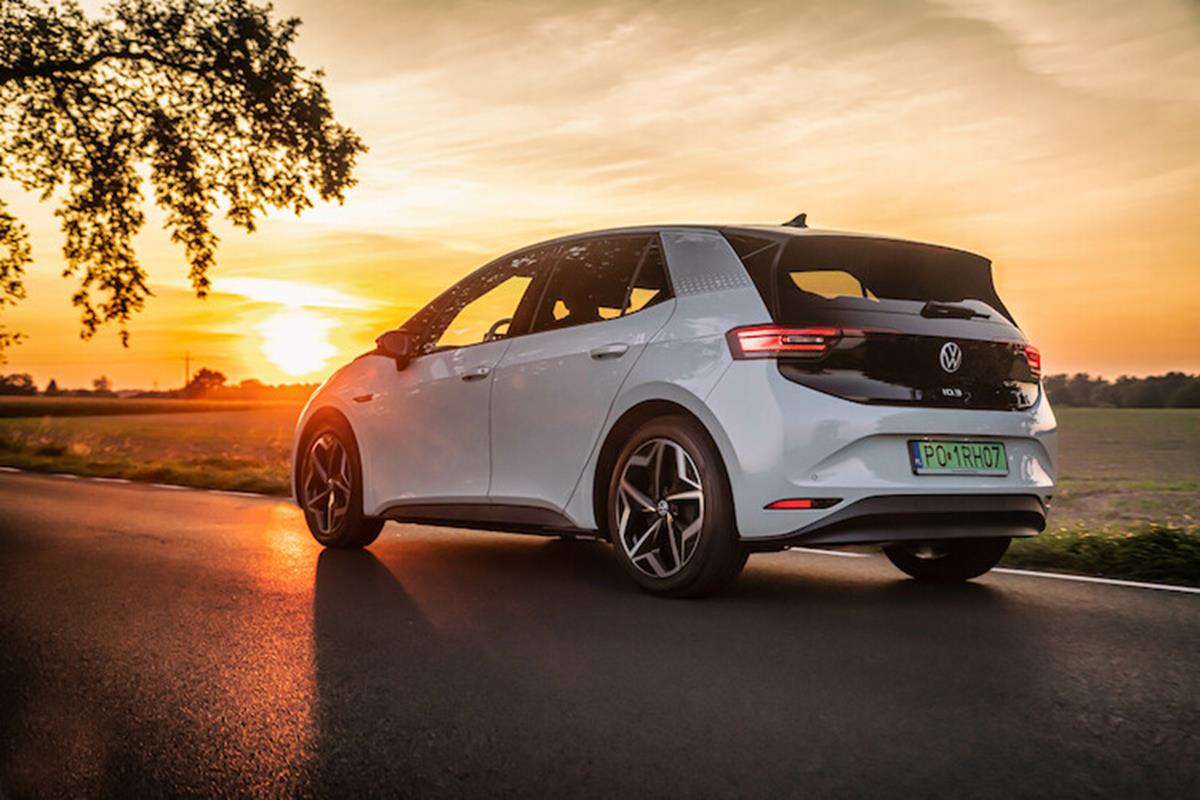 Tańszy Volkswagen ID.3 Pure Performance w Polsce, Tańszy Volkswagen ID.3 Pure Performance, Volkswagen ID.3 Pure Performance