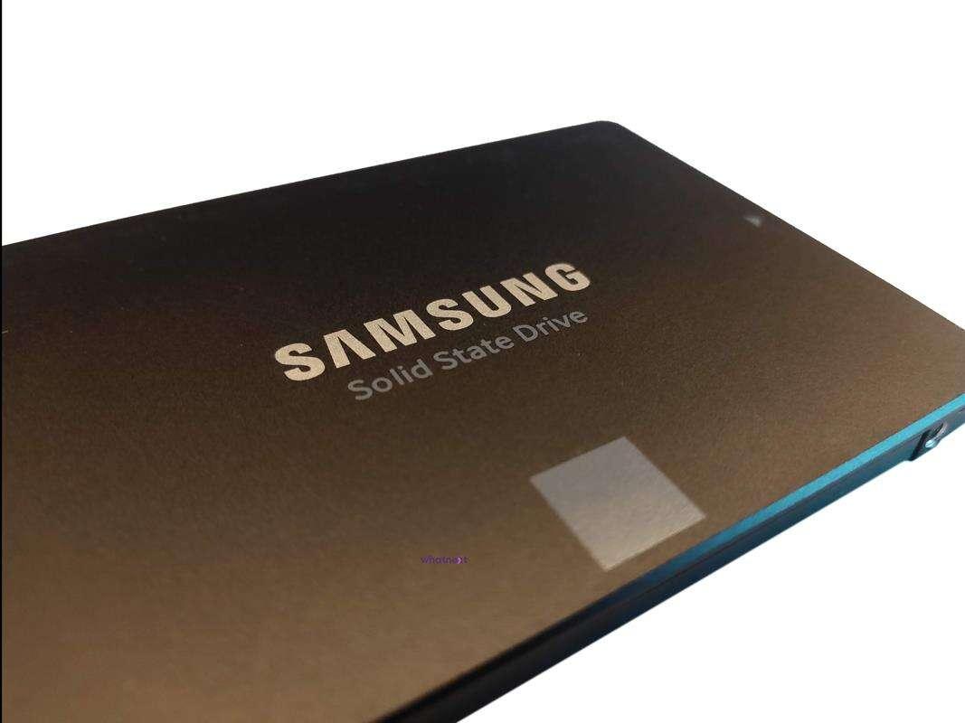 Samsung 870 EVO 250 GB, test Samsung 870 EVO 250 GB, Samsung 870 EVO, dysk 870 EVO, dysk Samsung 870 EVO