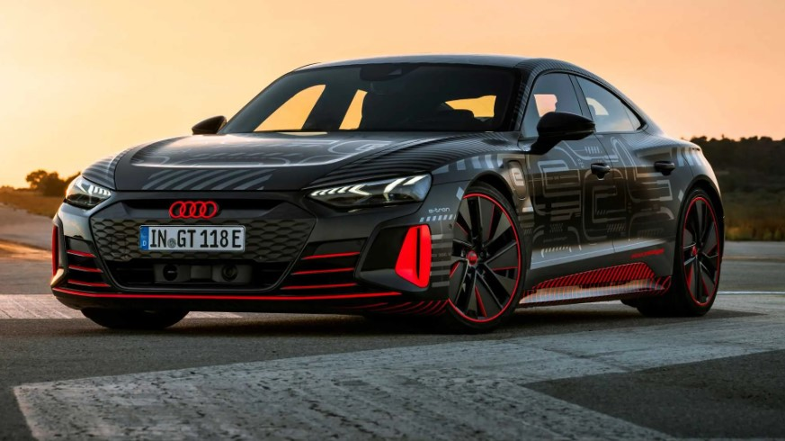 Wyłącznie elektryczne Audi, elektryczne Audi, elektryczna przyszłość AUdi