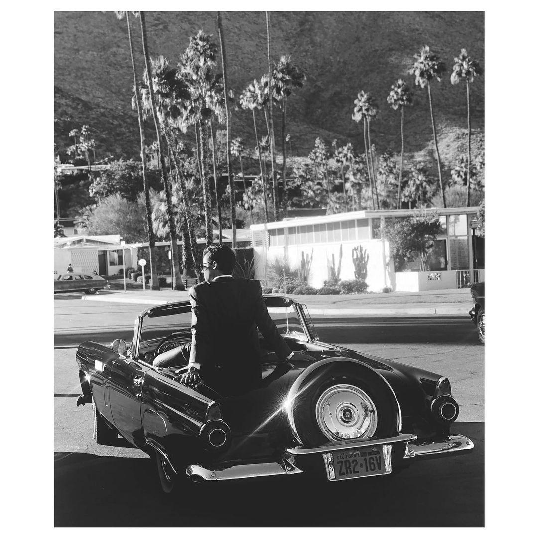 Harry Styles na pierwszym zdjęciu z Don't Worry Darling