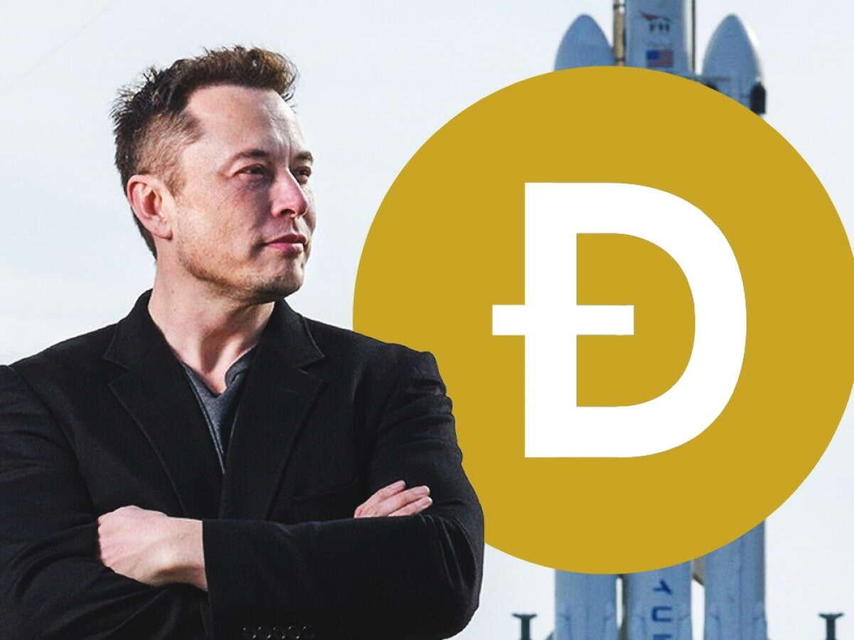 Elon Musk, Dogecoin, kryptowaluta