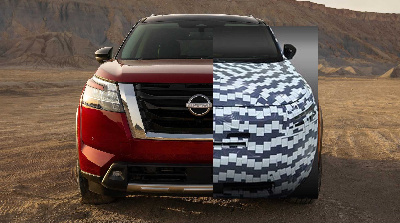 Nissan o kamuflowaniu prototypów