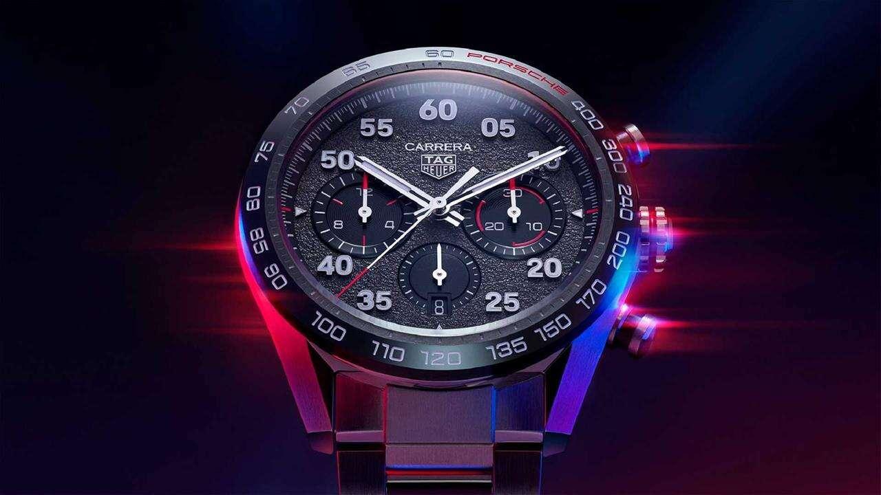 Nowy zegarek Porsche, TaG Heuer Carrera Porsche Chronograph