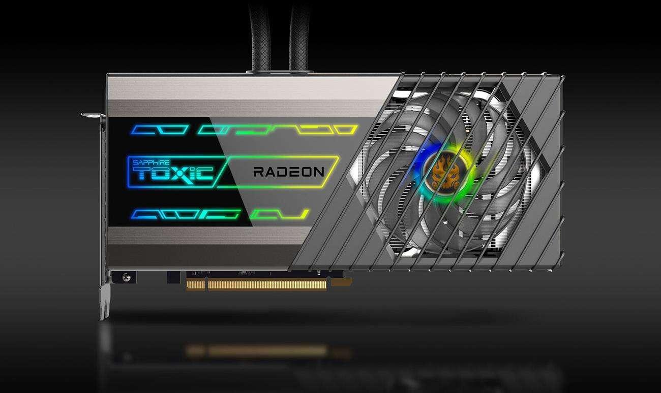 premiera Sapphire Radeon RX 6900 XT TOXIC Limited Edition