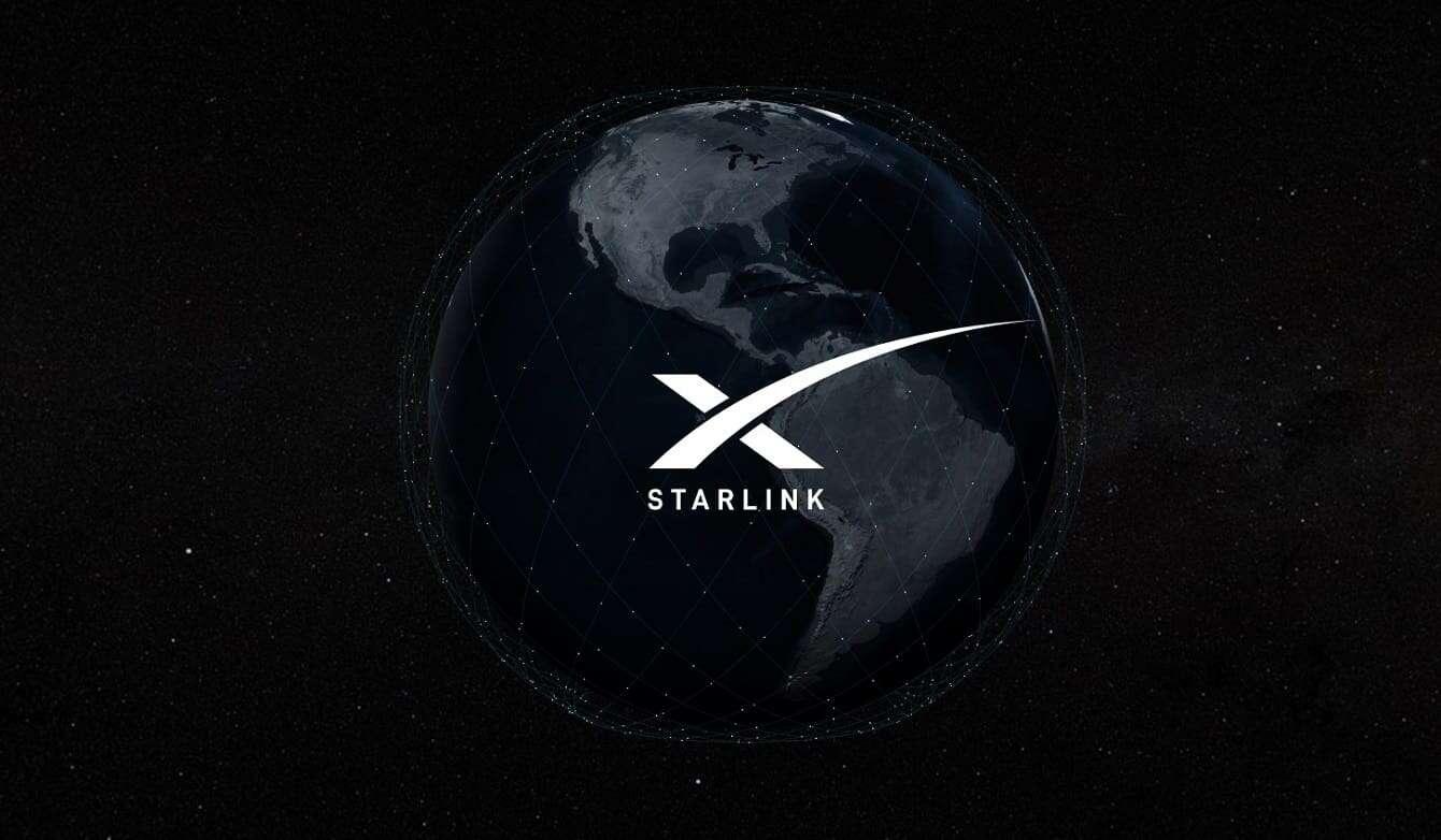 starlink, spaceX, nowe satelity Starlink od SpaceX sięgną po laser