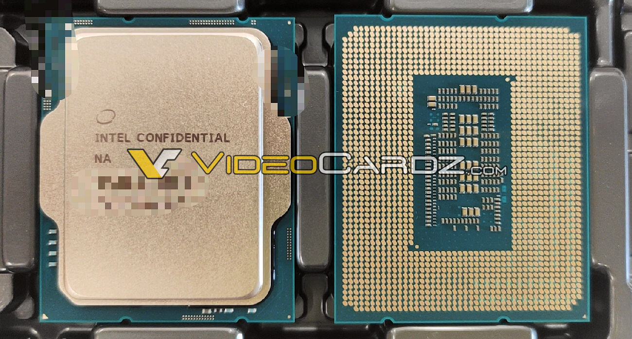 informacje Intel Alder Lake