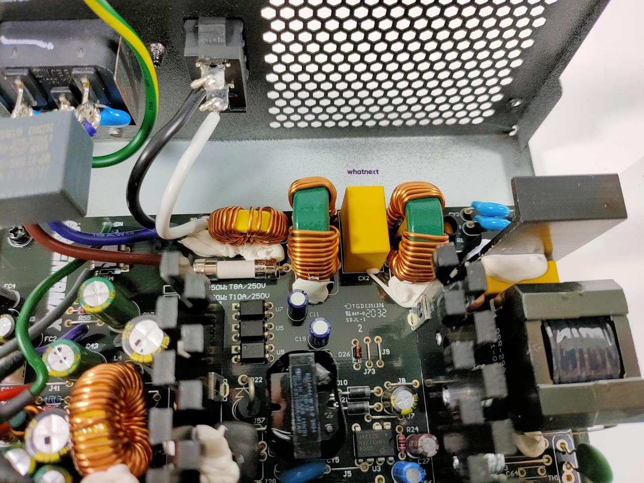 test Enermax CyberBron 700W, recenzja Enermax CyberBron 700W, opinia Enermax CyberBron 700W