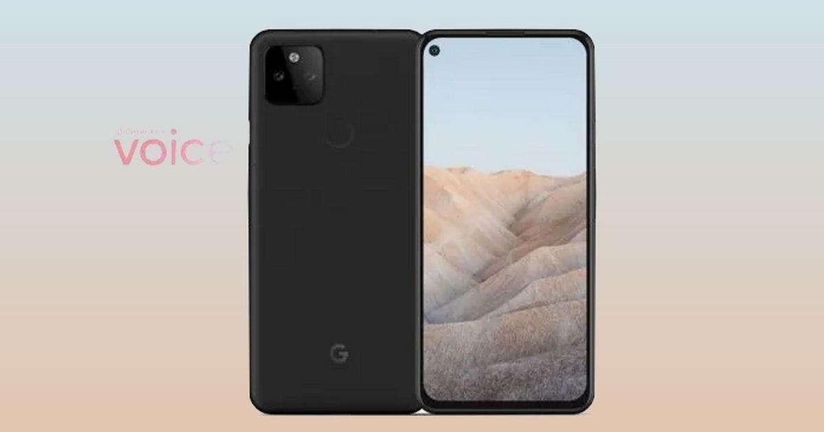 premiera Google Pixel 5A
