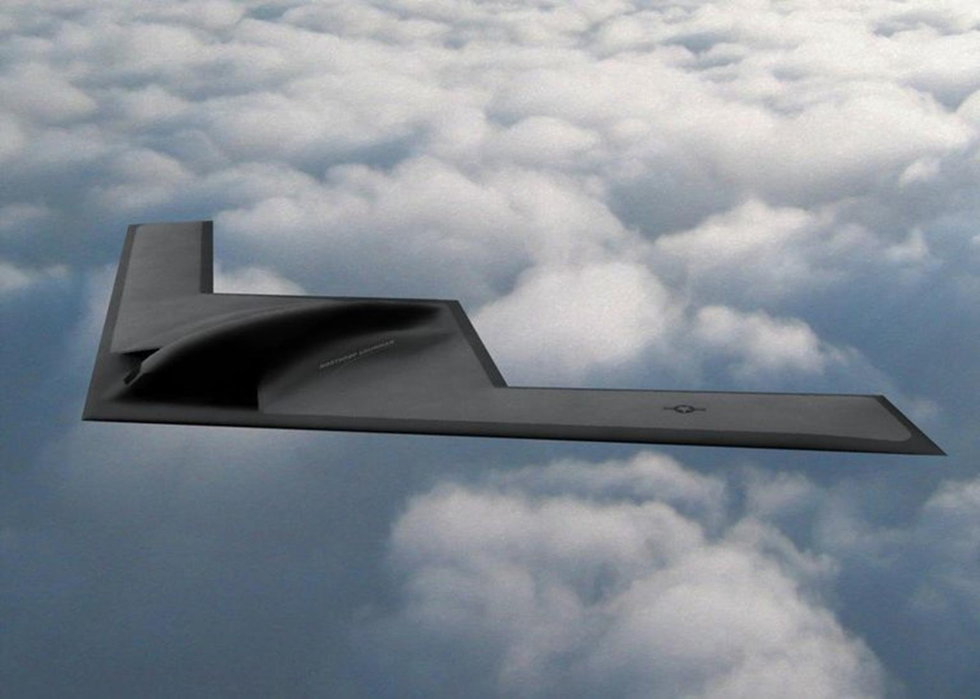Produkcja bombowców B-21 Raider, produkcja B-21 Raider, B-21 Raider
