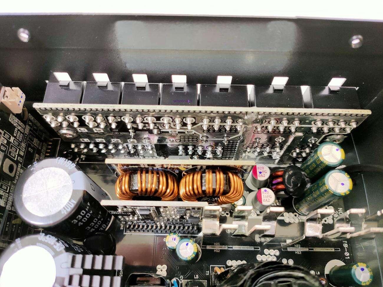 test Fractal Design ION Gold 850W, recenzja Fractal Design ION Gold 850W, opinia Fractal Design ION Gold 850W
