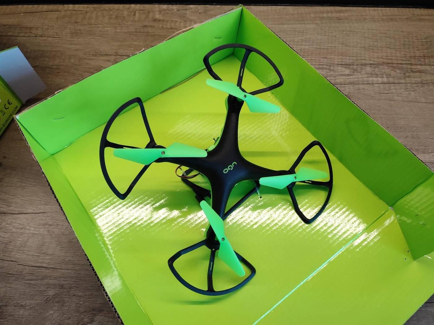 Test drona uGO Fen 2.0, uGO Fen 2.0, dron uGO Fen 2.0, uGO Fen