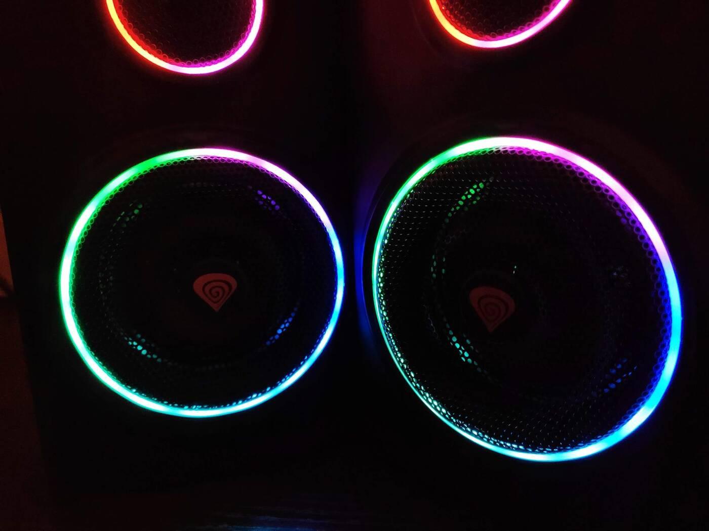 Test głośników Genesis Helium 300BT aRGB, czyli modelu wyjątkowego