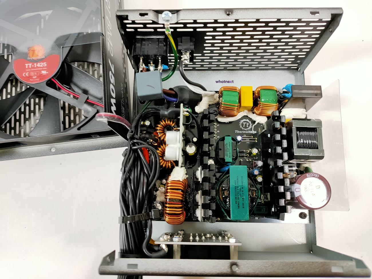 test Thermaltake Smart BM2 750W, recenzja Thermaltake Smart BM2 750W, opiniaThermaltake Smart BM2 750W