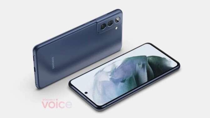 Tak prezentuje się Samsung Galaxy S21 FE na renderach