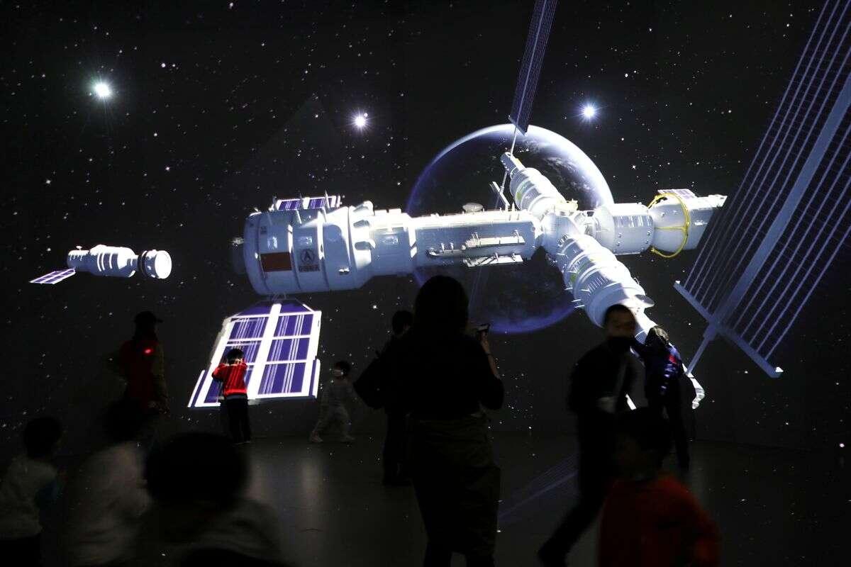 dominacji USA w kosmosie