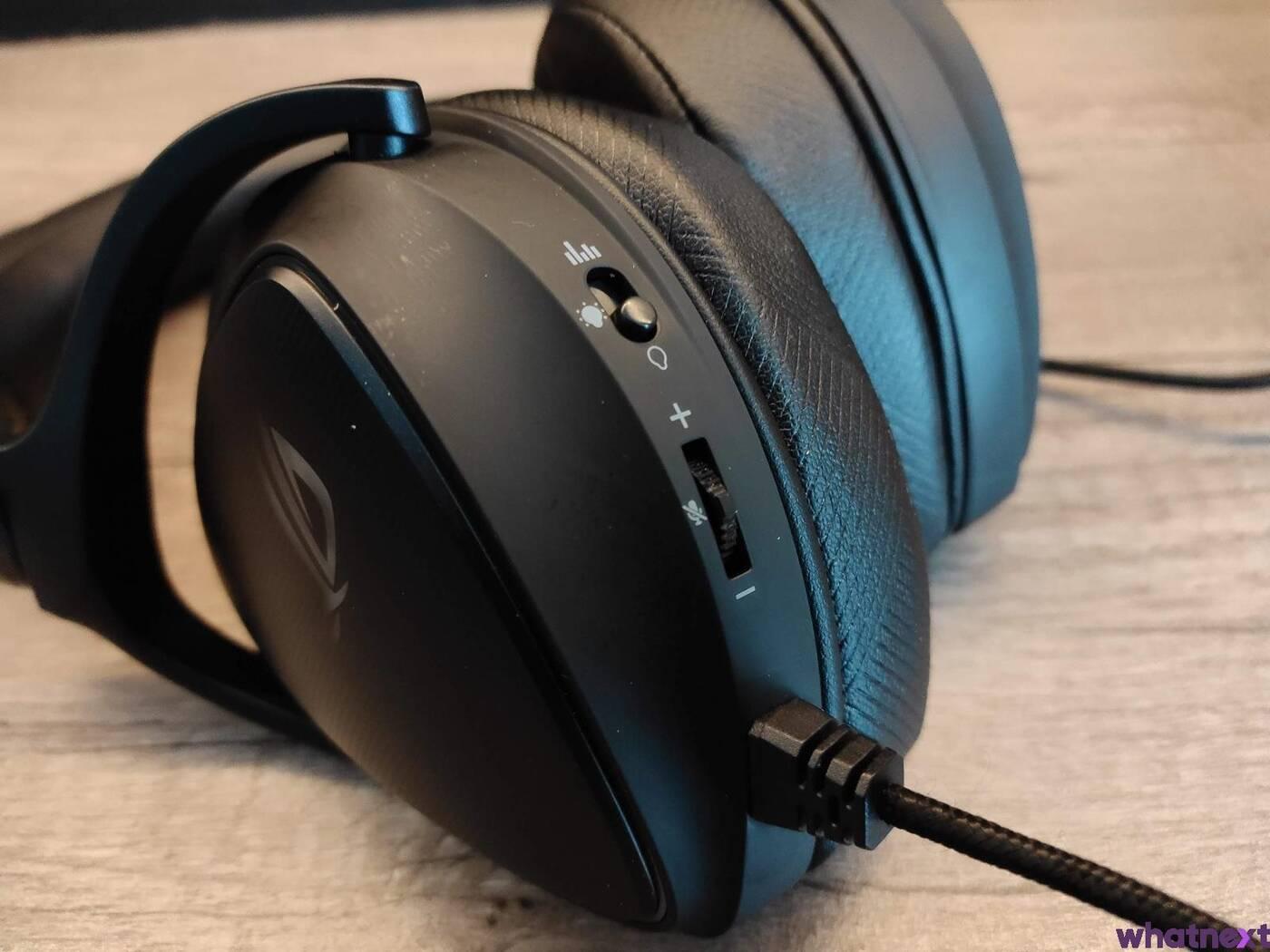 Test ROG Delta S. Gamingowy zestaw słuchawkowy z masą technologii