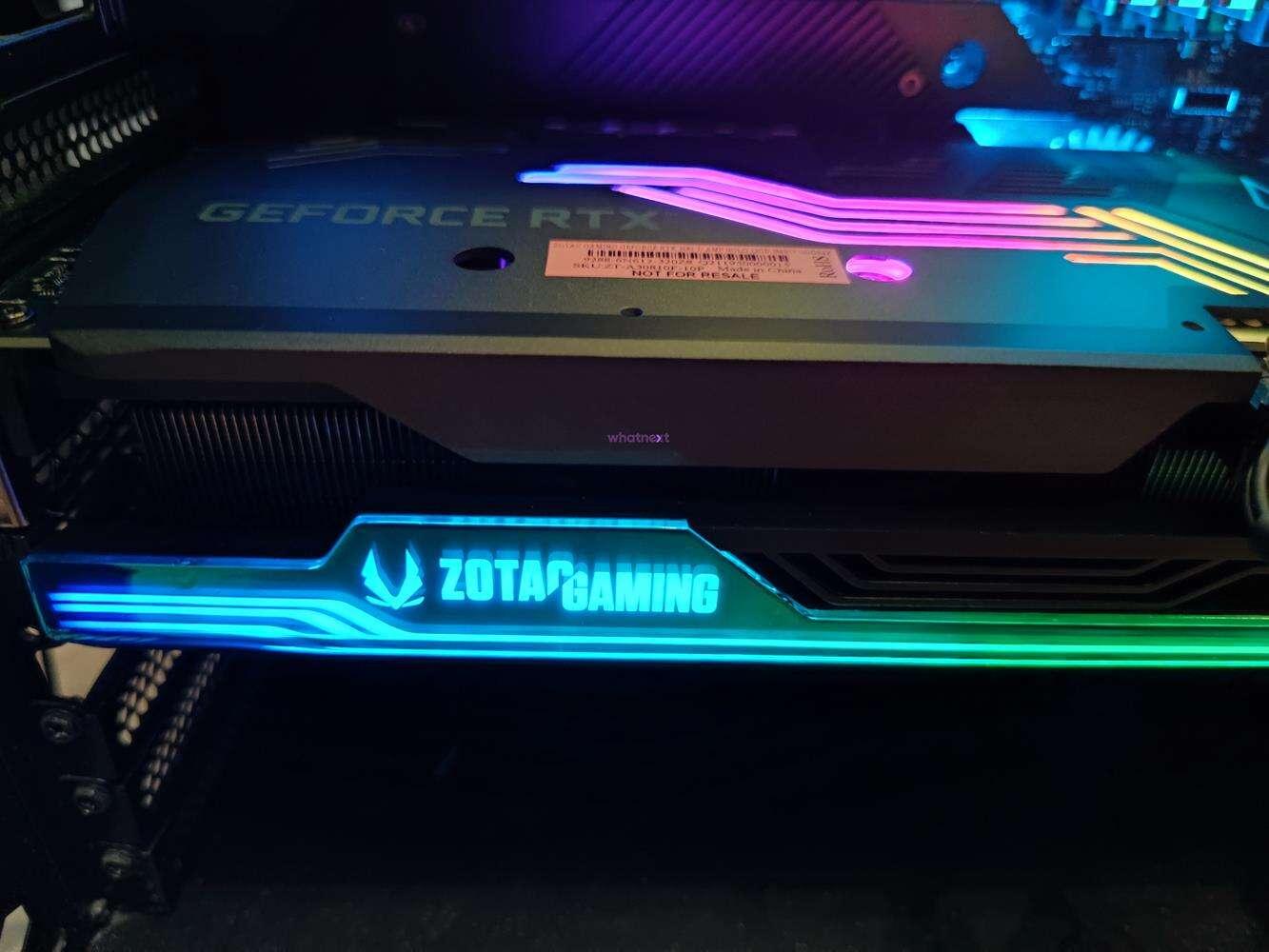 test Zotac GeForce RTX 3080 Ti AMP Holo, recenzja Zotac GeForce RTX 3080 Ti AMP Holo, opinia Zotac GeForce RTX 3080 Ti AMP Holo
