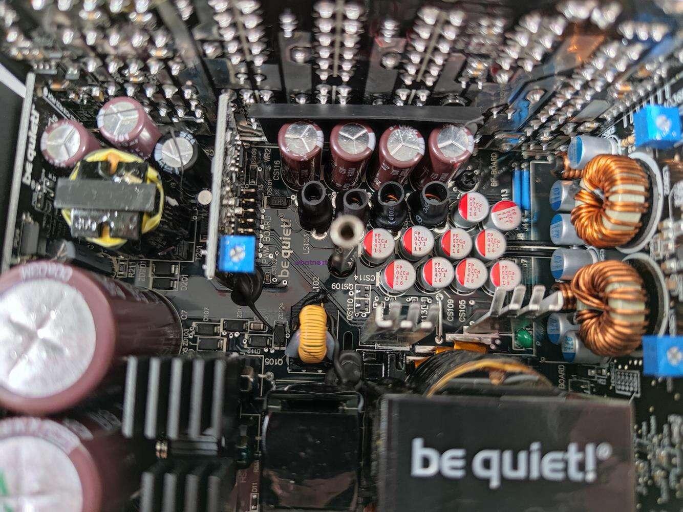 test be quiet! Dark Power 12 750W, recenzja be quiet! Dark Power 12 750W, opinia be quiet! Dark Power 12 750W